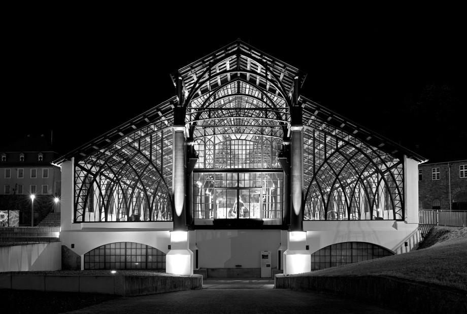 Spielstätte: Historische Gießhalle der Sayner Hütte