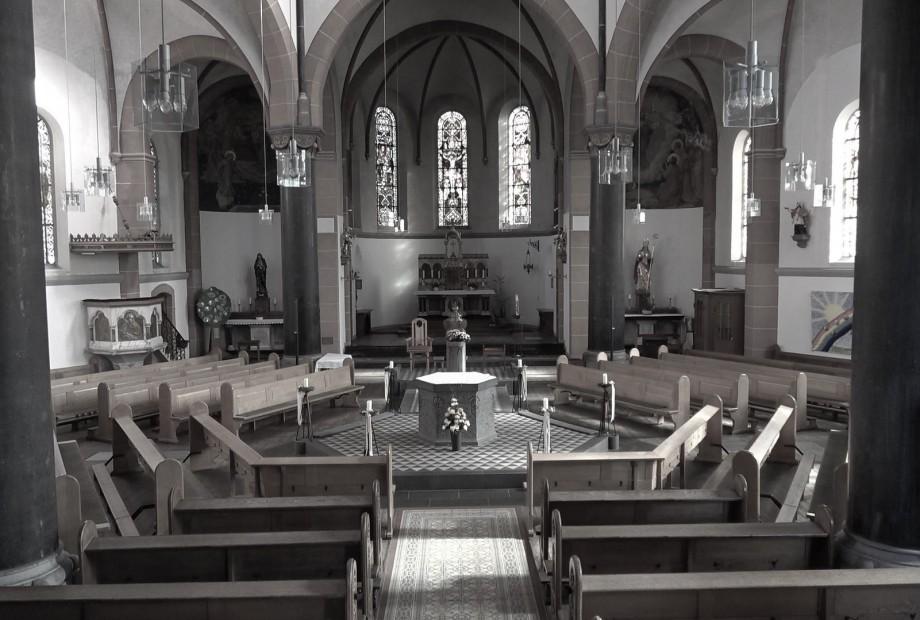 Spielstätte: Kath. Kirche St. Lambertus