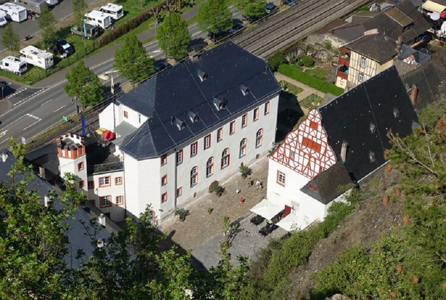 Hof Winzerkeller Schloss Philippsburg