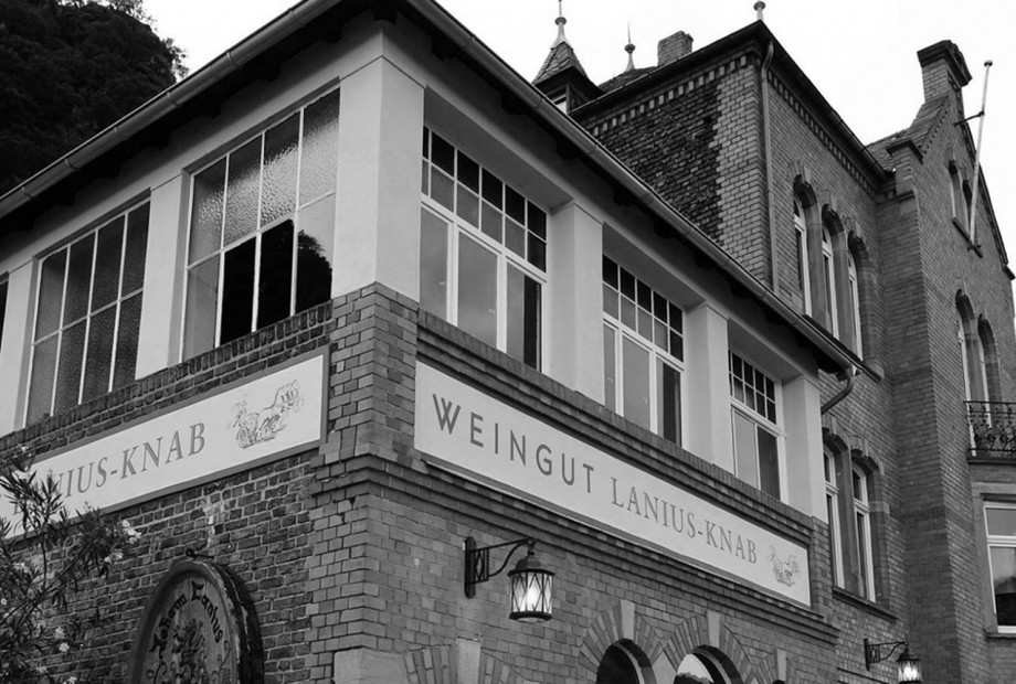 Spielstätte: Weingut Lanius-Knab