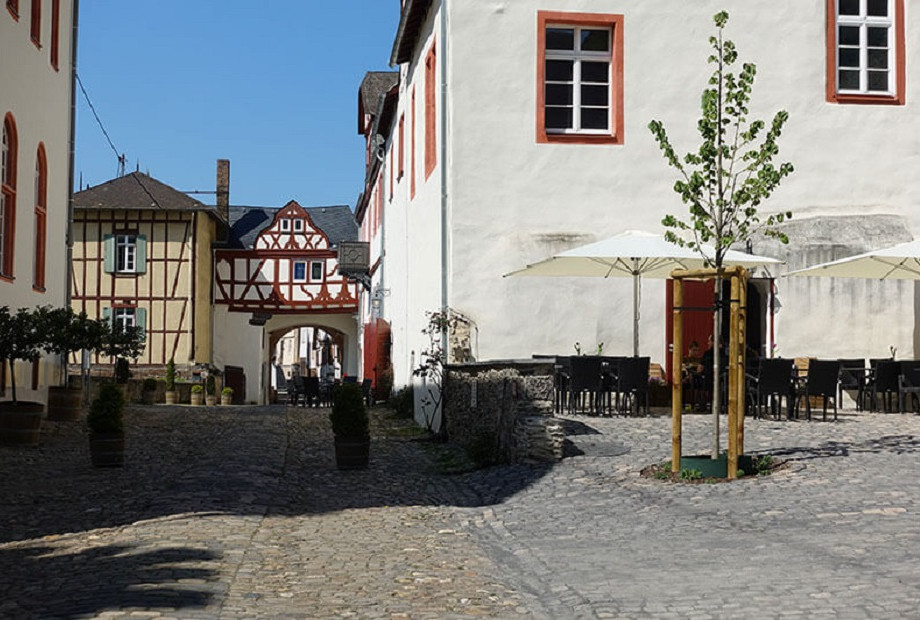 Hof Winzerkeller Schloss Philippsburg Bild #2