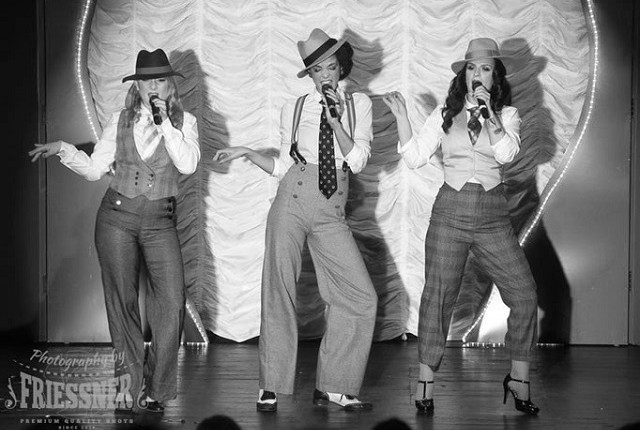 """LOU'S THE COOL CATS - """"VINTAGE MUSIC - FROM THE 20S TO THE 20S"""" Bild #1"""
