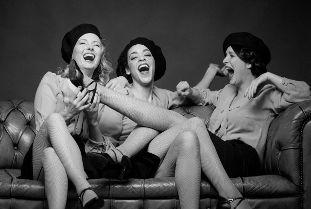 """LOU'S THE COOL CATS - """"VINTAGE MUSIC - FROM THE 20S TO THE 20S"""" Bild #2"""